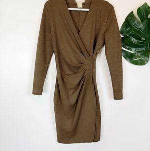 Max Mara wool dress